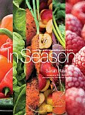 In Season Cooking with Vegetables & Fruits