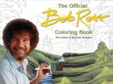 Official Bob Ross Coloring Book