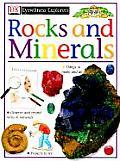 Rocks & Minerals Eyewitness Explorers