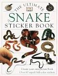 Ultimate Snake Sticker Book