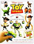 Ultimate Toy Story Sticker Book