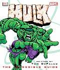 Hulk The Incredible Guide
