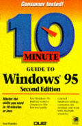 10 Minute Guide To Windows 95 2ND Edition