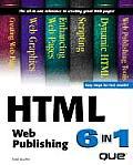 Html Web Publishing 6 In 1