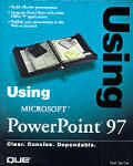 Using MS Powerpoint 97