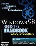 Windows 98 Registry Handbook
