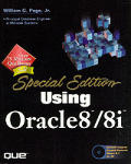 Using Oracle 8i Special Edition