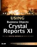 Special Edition Using Crystal Reports XI