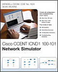 Cisco CCENT ICND1 100 101 Network Simulator