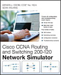 Cisco Ccna Routing & Switching 200 120 Network Simulator