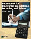 Sourcebook for Electronics Calculations Formulas & Tables