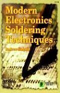 Modern Electronics Soldering Techniques