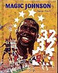 Magic Johnson Basketball Legends