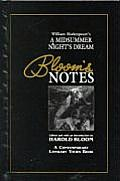 A Midsummer Night's Dream (Bloom's Notes) - Study Notes