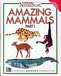 Ranger Rick's Naturescope #01: Amazing Mammals