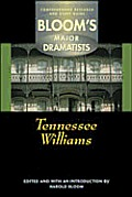 Tennessee Williams (Bloom's Major Dramatists)