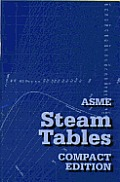 Asme Steam Tables Compact Edition