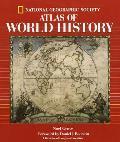National Geographic Atlas Of World Histo