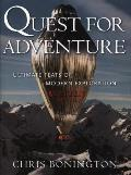 Quest for Adventure Ultimate Feats of Modern Exploration
