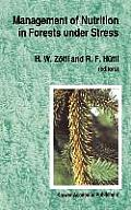 Management of Nutrition in Forests Under Stress