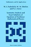 Symmetry Analysis and Exact Solutions of Equations of Nonlinear Mathematical Physics