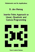 Interior Point Approach to Linear, Quadratic and Convex Programming: Algorithms and Complexity