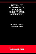 Design of Low Voltage Bipolar Operational Amplifiers