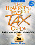 Real Estate Investors Tax Guide What Every