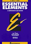 Essential Elements: B-Flat Tuba, Book 1: A Comprehensive Band Method