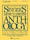 Singers Musical Theatre Anthology Baritone Bass Volume 2