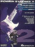 Power Studies 2 A Companion Songbook to the Wolf Marshall Guitar Method Basics 2