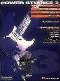 Power Studies 3 A Companion Songbook to the Wolf Marshall Guitar Method Basics 3