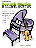 Acoustic Classics 44 Songs of the 60s & 70s