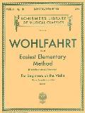 Easiest Elementary Method for Beginners Op 38 Violin Method