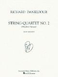 String Quartet No. 2 (Shadow Dances): Score and Parts