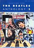 Selections from the Beatles Anthology Volume 3