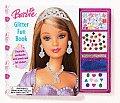 Barbie Glitter Fun Book