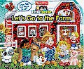 Fisher Price Little People Lets Go To Th