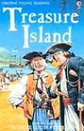 Treasure Island Usborne Young Reading