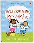 Brush Your Teeth Max & Millie