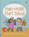 Max & Millie Start School