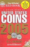 Guide Book Of United States Coins 2005
