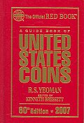 Official Redbook Guide Book Us Coins 2007