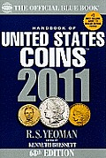 2011 Hand Book of United States Coins The Official Blue Book 68th Edition