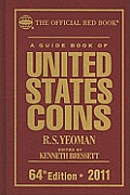 Guide Book of United States Coins 2011 64th Edition