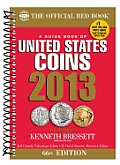 Official Red Book A Guide Book of U S Coins 2013 Spiral Version