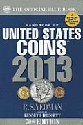 Official Blue Book A Handbook of U S Coins 2013