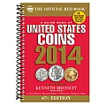 Official Red Book a Guide Book of U S Coins 2014