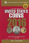 Guide Book of United States Coins 2016