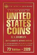 Official Red Book A Guide Book of United States Coins Hardcover 2020 73rd Edition